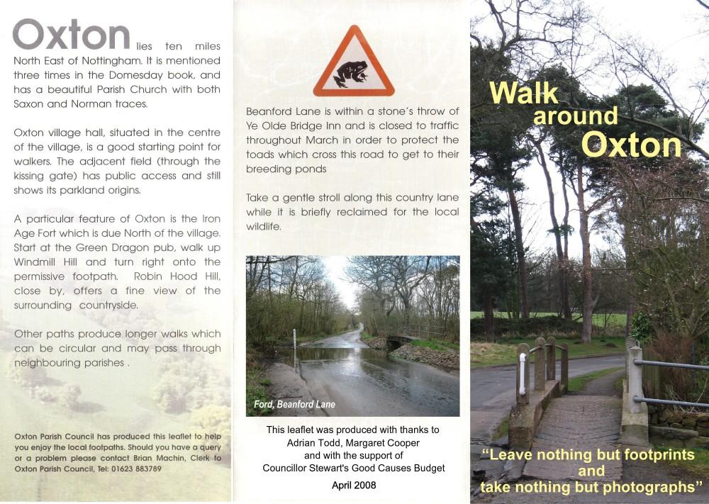 Walks Around Oxton (3/3)