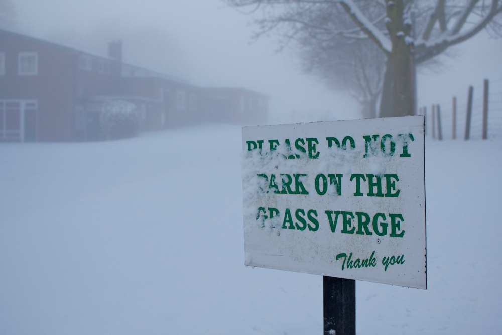 Snow in Oxton (3/6)