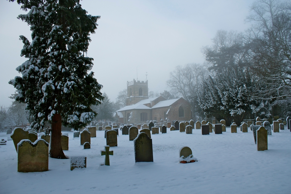 Snow in Oxton (5/6)