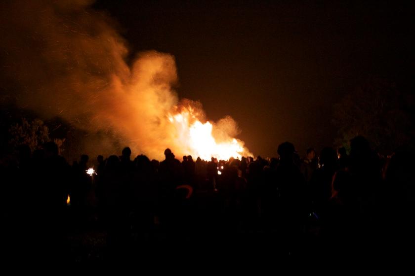 Bonfire Night 2011