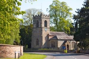 Oxton Church - May 2012