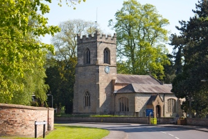 Oxton Church - May 2012