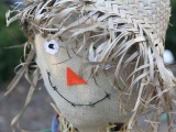 Coronation Scarecrows Competition2012