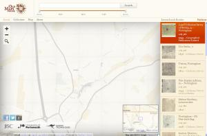 Old Maps Of Oxton My Oxton - Buy old maps online