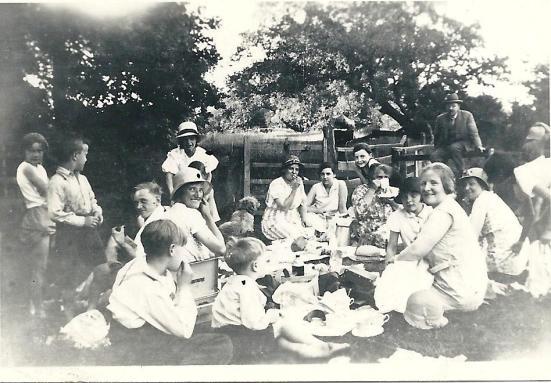 Chapel picnic