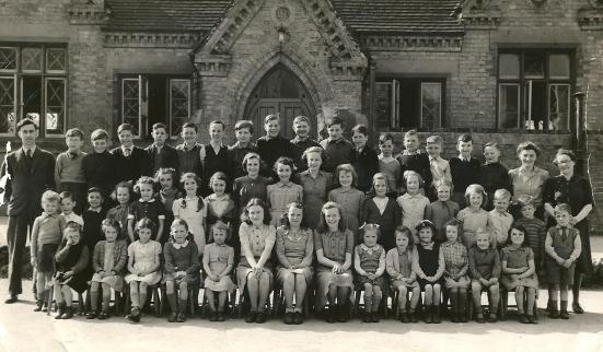 Oxton school 1942