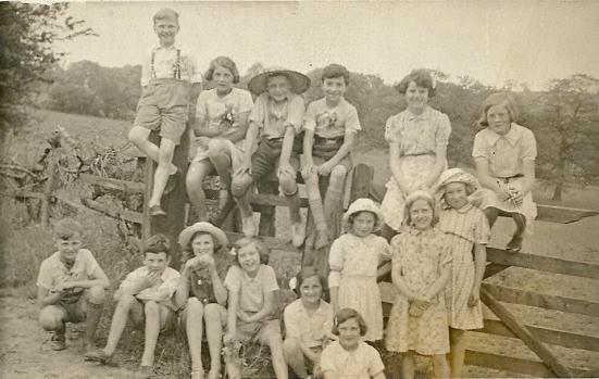 Pilgrim Club 1941