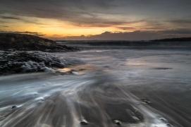 "Landscape 1st Prize ""Saligo beach"" by Simon Ashmore"