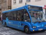 New local bus timetable