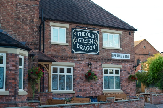Old Green Dragon