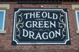 Birthday celebration at The Green Dragon
