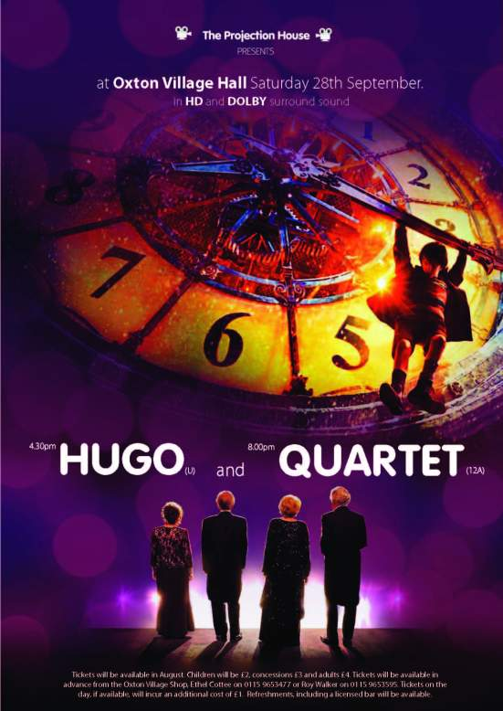 The projection house HUGO & QUARTET Colour