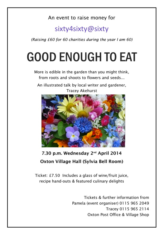 Good Enough to Eat poster