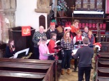 Oxton Singers Christmasconcert