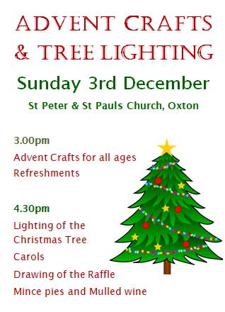 Advent Crafts & Tree Lighting 17