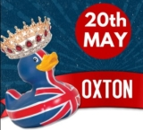 ROYAL DUCK RACE coming to Oxton on SUNDAY 20th MAY!! click here for more details……