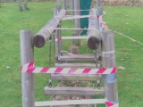 BROKEN EQUIPMENT ON THE PLAY AREA…..click here for more details