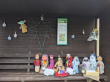 NATIVITY BUS STABLE….WHAT A LOVELY SCENE!….. click here for more details